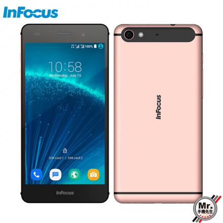 ※手機先生【InFocus】M808 5.2吋8核心 32G 全金屬智慧型手機※贈imos保護貼※免運費