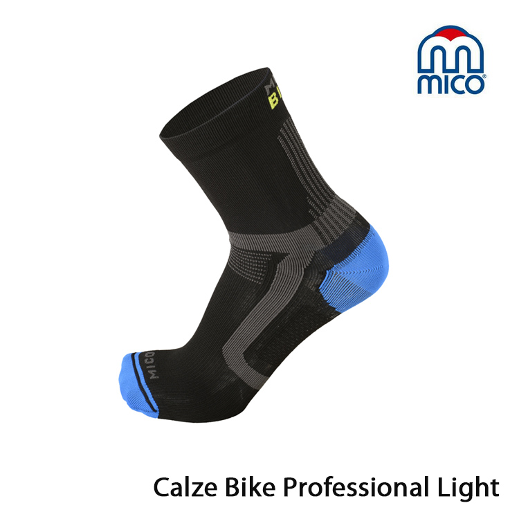 MICO 中筒自行車襪1309 / 城市綠洲(義大利.萊卡.襪子.彈性)