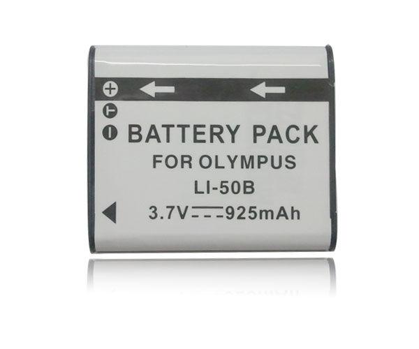 【盈佳資訊】Olympus LI-50B 高容量防爆鋰電池 原廠品質有保障 u1010 u1020 u1030SW