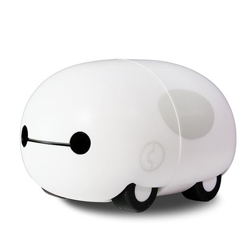 Tsum Tsum 變速旋風車系列-杯麵(白)/ 展場限定/Tsum Tsum Spin Car/ 迴力車/ 迪士尼/ 展示盒/ 伯寶行