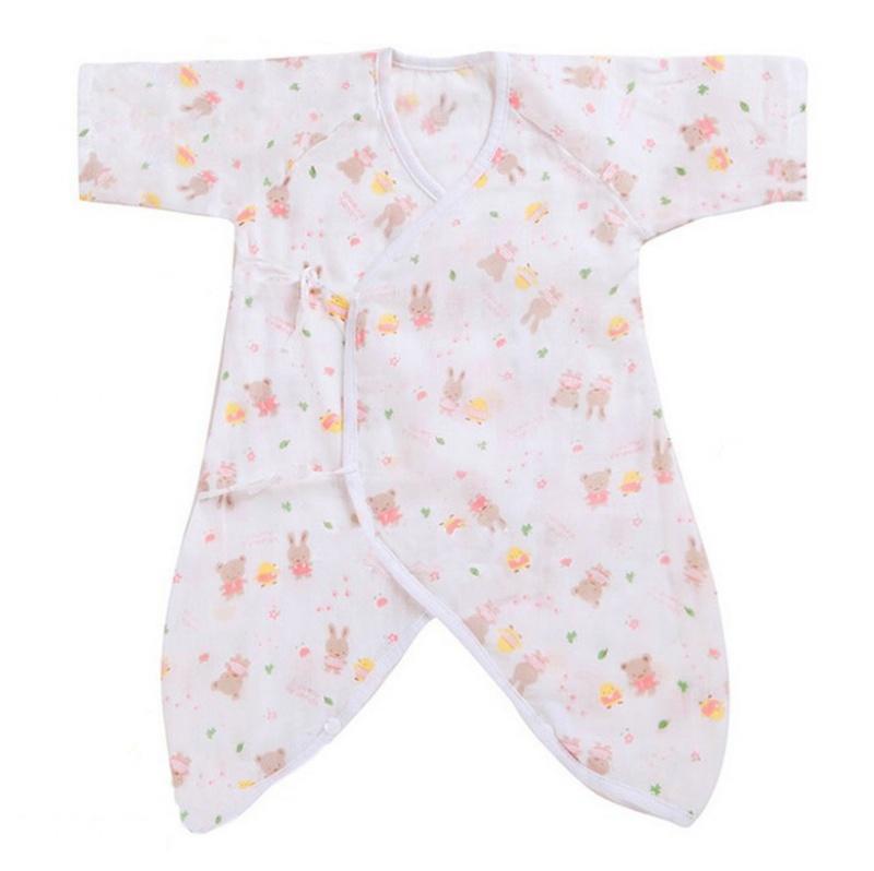 *孕味十足孕婦裝。寵愛寶貝【CV112】可愛動物多色圖樣高密度雙層紗布蝴蝶衣(隨機出貨)