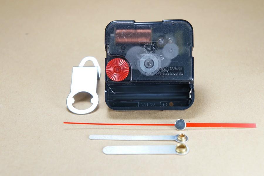 永鎮 靜音時鐘機芯/指針-內徑14.5公分以上時鐘用