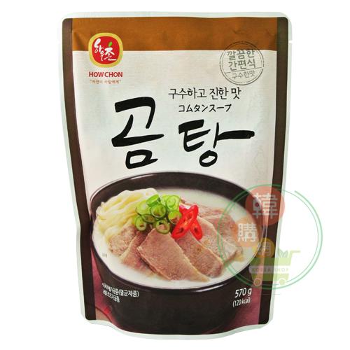 【韓購網】韓國雪濃湯即食調理包570g★韓國食品料理