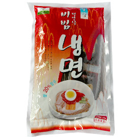 【韓購網】韓國平壤式辣涼麵(冷麵)★韓國人最愛吃的料理★內有調味包,酸酸甜甜挺開胃的喔韓國冷麵涼麵蕎麥麵蘋果冷麵TVBS得獎的是