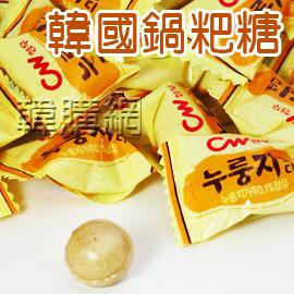 【韓購網】韓國鍋粑糖1200g(原裝進口)★約350顆,韓國糖果鍋粑鍋巴糖韓國進口糖果米果