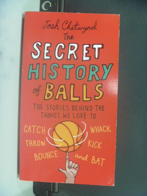 【書寶二手書T4/原文小說_HOT】The Secret History of Balls_Chetwynd