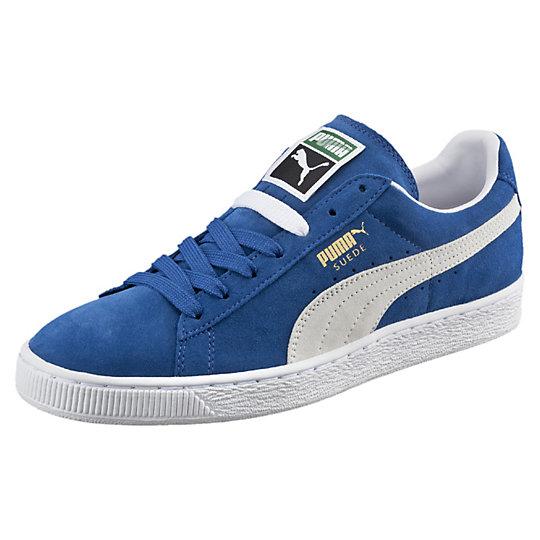 Puma Suede Classic + 藍 經典復古