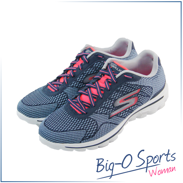 SKECHERS  GO WALK 2   休閒慢跑鞋 女 13974NVCL