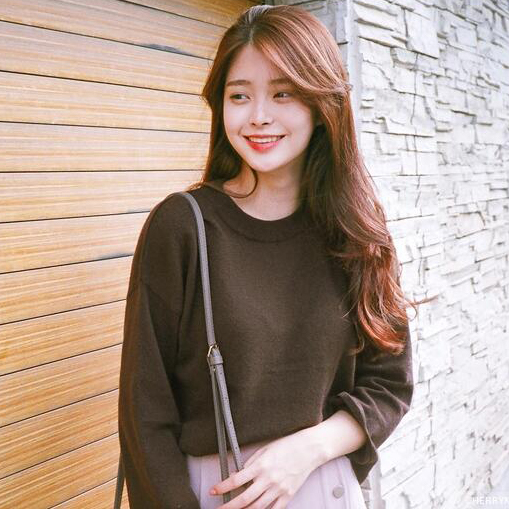 【新品】 CHERRYKOKO 韓國流行簡約毛衣 (韓國女裝)