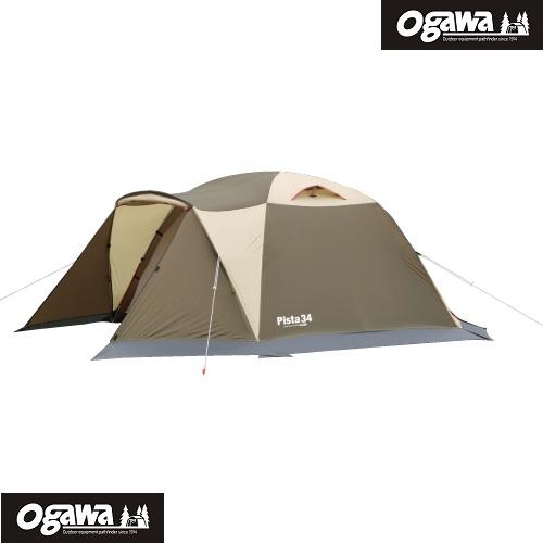 Pista5 5人用Dome型寢室帳 Ogawa帳篷 小川帳篷