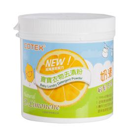 【悅兒樂婦幼用品舘】COTEX 可透舒寶寶衣物去漬粉450g