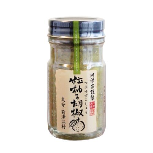 日本九州柚子胡椒粒醬 (綠) 60G