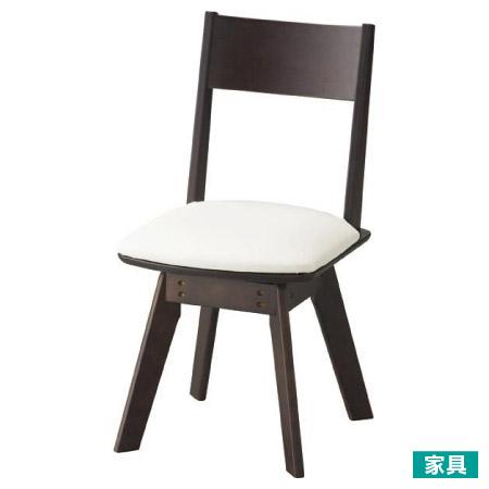 ◎天然木可旋轉式餐椅 PIA2