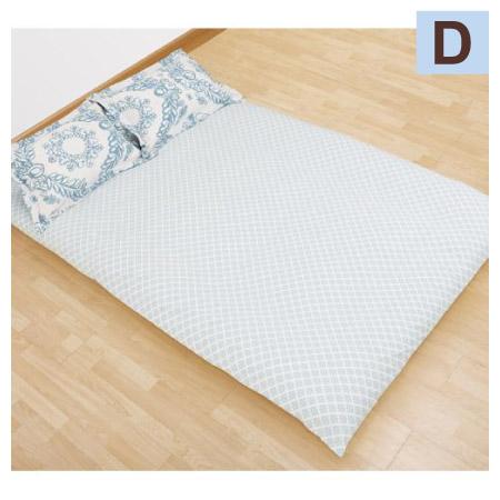 雙人純棉日式床墊套 ERIL TW