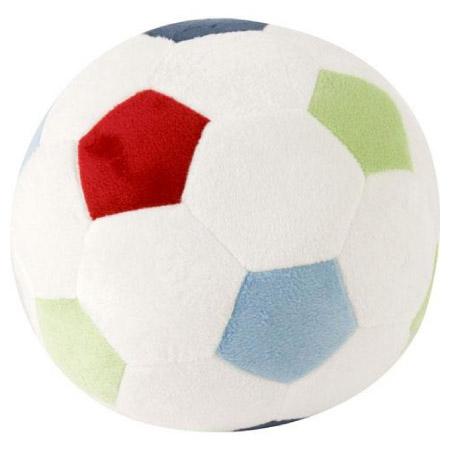 孩童用足球抱枕 JAMIE