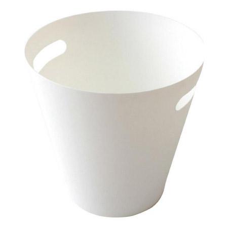 垃圾桶 9L TD09 HD-象牙白
