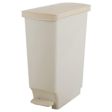 窄型按壓式垃圾桶35