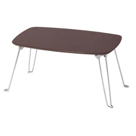 折疊式矮桌 6302-6040  深褐色