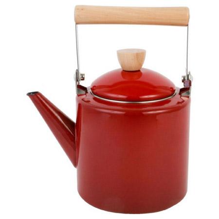 IH琺瑯茶壺A029 RE
