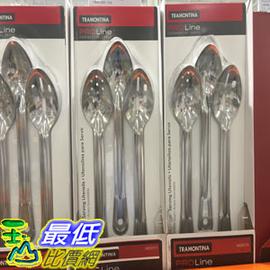[COSCO代購 如果沒搶到鄭重道歉] Tramontina 不鏽鋼服務匙 3 件組 _W800174