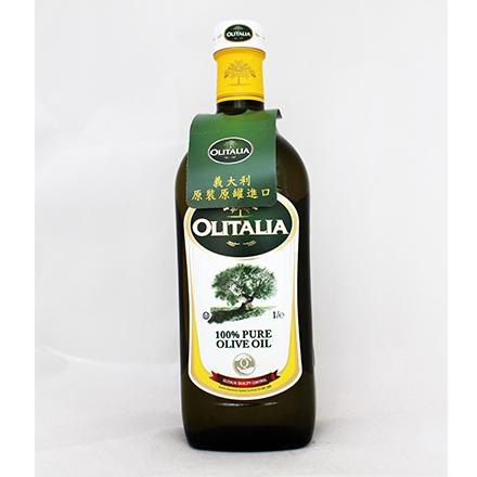 【敵富朗超巿】OLITALIA奧利塔純橄欖油(1L)
