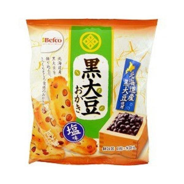 栗山黑大豆米果-塩味 56g