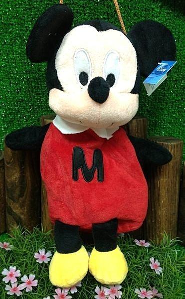 =優生活=台灣授權 迪士尼卡通小系列 米奇側背包 兒童背包