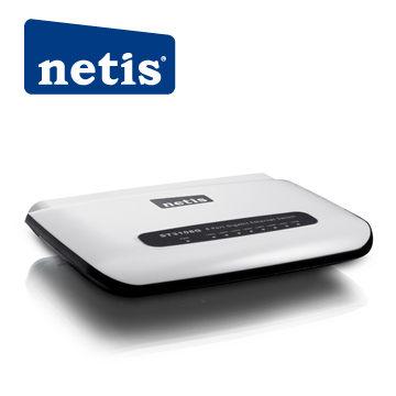 netis ST3108G 8埠Gigabit乙太網路交換器 [天天3C]