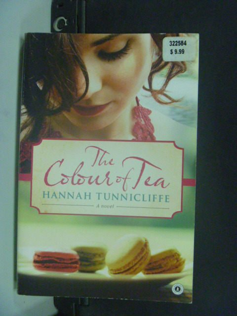 【書寶二手書T9/原文小說_JET】The Colour of Tea_Hannah Tunnicliffe