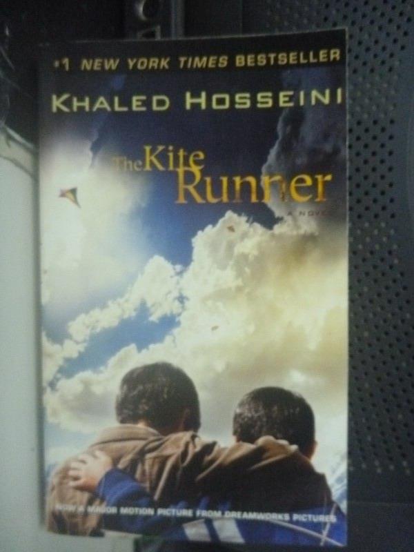 【書寶二手書T1/原文小說_LGL】The Kite Runner_Khaled Hosseini