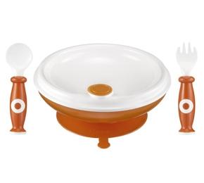 『121婦嬰用品館』辛巴保溫吸盤餐具組