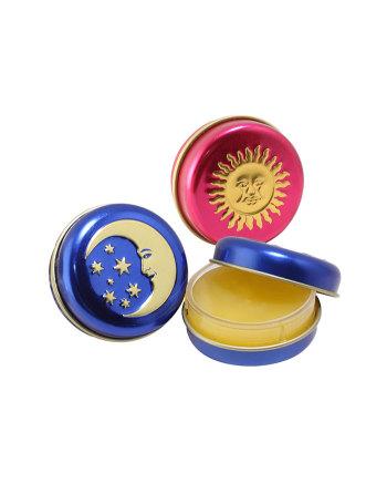 【伊蓮娜小舖】蜂瑅可 Bienen-Diatic 寶盒唇膏(月亮寶盒+太陽寶盒) 8ml