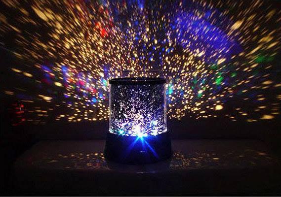 【露營趣】中和 TNR-041 LED星空燈 投影燈 星光燈 氣氛燈 小夜燈 露營燈 野營燈 情人節 情趣燈
