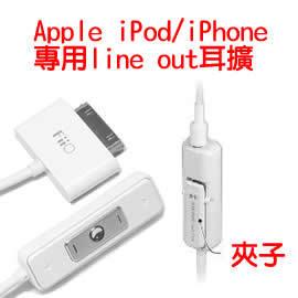 志達電子 E1 Fiio Apple iPhone/iPod專用 Line Out 耳機擴大器[線控功能,公司貨]