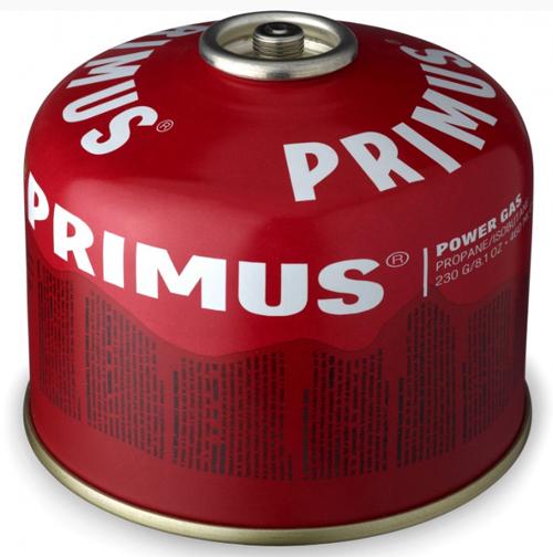 【鄉野情戶外用品店】 Primus |瑞典|  Power Gas 超強火力高山瓦斯罐 230g/露營瓦斯罐/220761