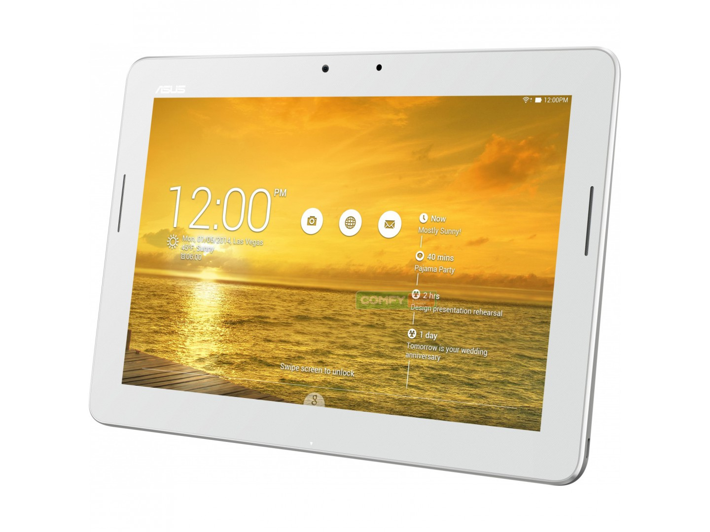 **全館免運**華碩ASUS Transformer Pad  TF303CL 16GB 金(福利品)