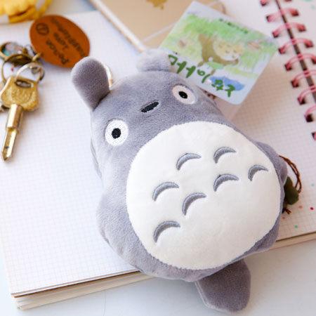 龍貓造型伸縮票夾 證件票卡套 悠遊卡 卡包 卡套 零錢包 豆豆龍 Totoro 宮崎駿 吉卜力【B060643】