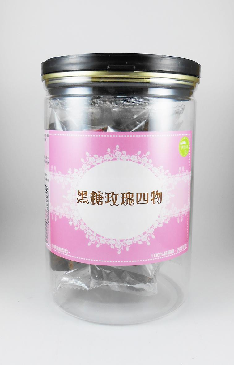 ◎御欣坊◎沖繩黑糖茶飲-黑糖玫瑰四物《天然美味》超值優惠中!