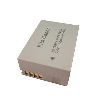 Canon NB7L NB-7L 相機電池 HDC-SD9 DX1 HS9 SX5 PowerShot G10 G11 SX30 IS G12 SX30 1000mAh