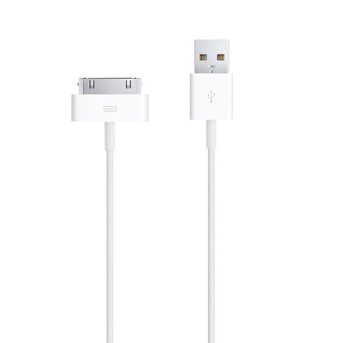 Apple iPad iPhone4 4S 3G 3GS 4G iPod 原裝DATA CABLE原廠傳輸線 數據充電線 裸裝