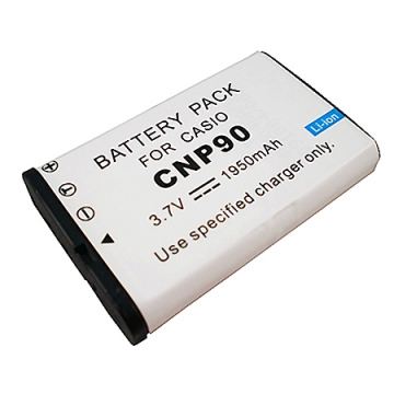 CASIO NP90 NP-90 相機電池 EX-H10 H-10 H15 FH100 1950mAh