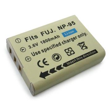Fujifilm NP95 NP-95 相機電池 FinePix F30 F31 RICOH DB-90 GX-R X100 1800mAh