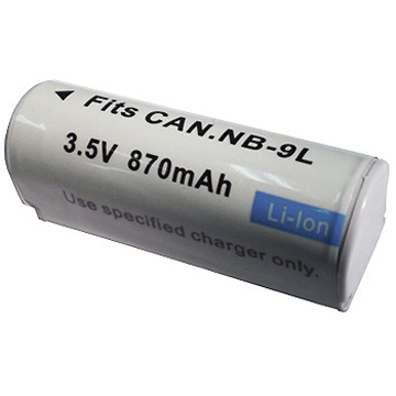 Canon NB-9L NB9L 相機電池 IXUS 510 1000 1100 510HS 530HS 1000HS IXY 1S 51S 870mAh