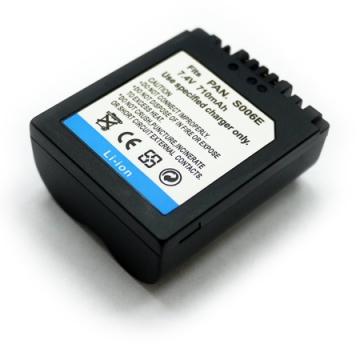 Panasonic CGA-S006 相機電池 S006E BMA7 FZ8 FZ7 FZ3 FZ30 FZ50 710mAh