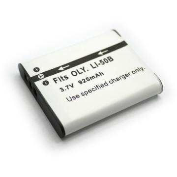 Pentax D-Li92 / Olympus Li-50B 相機電池 DLi92 Li50B Optio X70 i-10 i10 RICOH DB100 CX3 CX4 XZ1 SZ-30MR TG810 TG610 GX5 RZ18 925mAh
