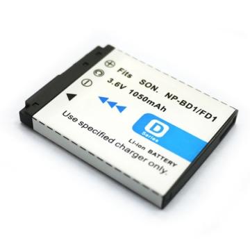 SONY NP-BD1 / FD1 相機電池 NPBD1 DSC-T2 T70 T77 T75 T90 T200 T300 T500 T700 T900 G3 1050mAh