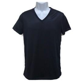 [出清]三槍牌專櫃E棉吸濕排汗男V領短袖衫 HE-4118A