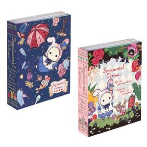 【真愛日本】15092200017  馬戲團便條本-下午茶 SAN-X Sentimental Circus 便條紙 紙