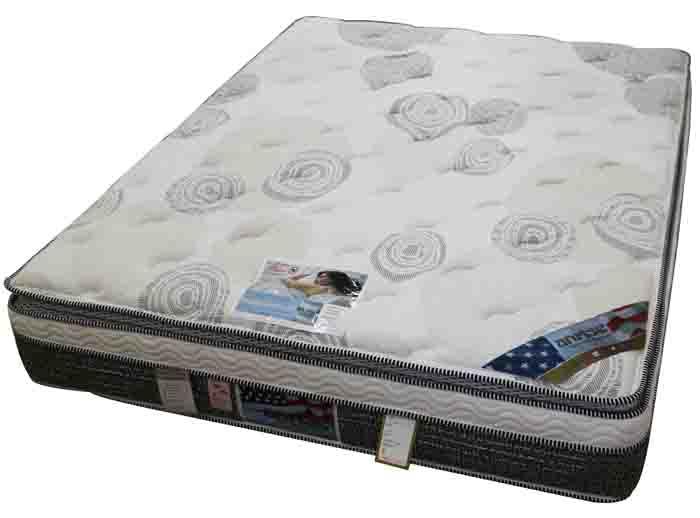 【尚品傢俱】801-06 艾美防蚊水冷膠三線獨立筒 5尺床墊 另有3.5尺、6尺、6X7尺床墊 Mattress