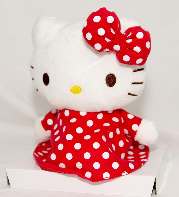 Hello Kitty 錄音說話可動娃娃 日本帶回正版品